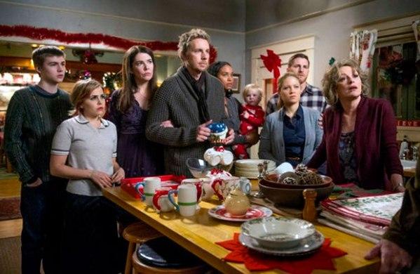 The Bravermans, Christmas 2012. NBC