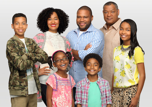 Black-ish. ABC.