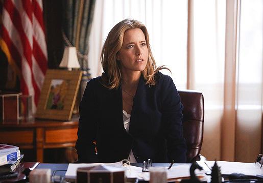 Madam Secretary. CBS.