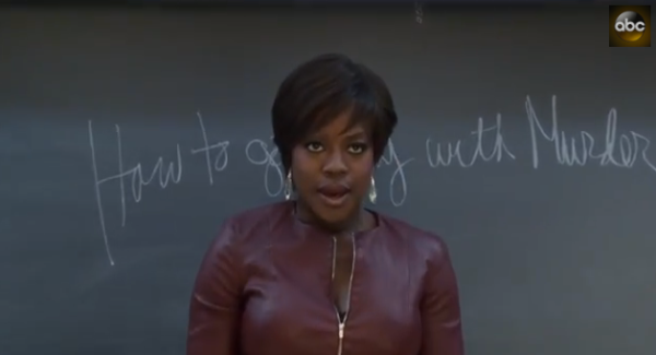 How to Get Away With Murder. ABC.